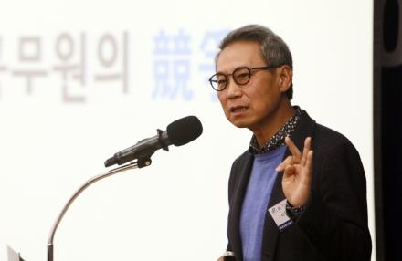이근면 前 인사혁신처장, 김도연 총장 초청으로 특별 강연